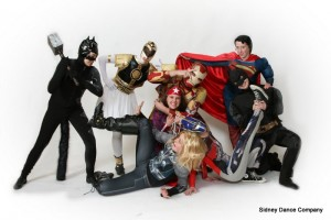 Superheroes and Princesses