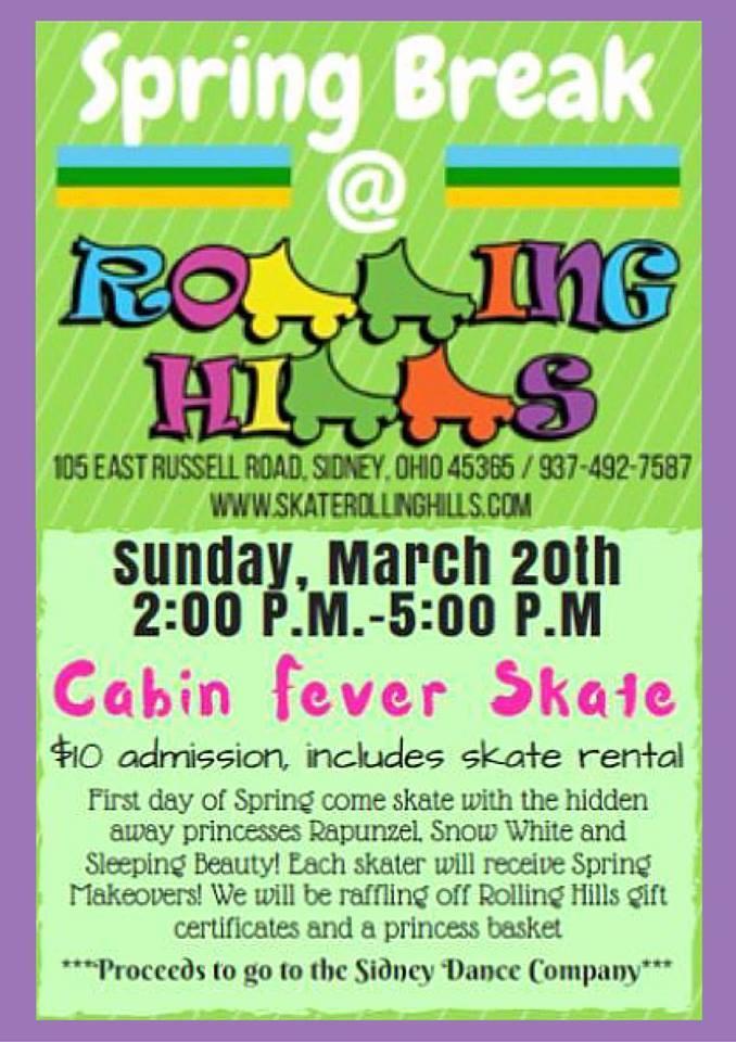 Cabin Fever Skate